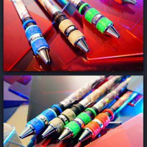 Zhigao Spinning Pen V20 - мод + спиннер